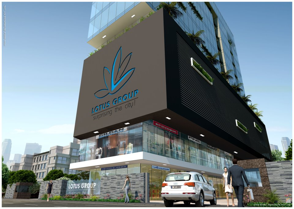 Commercial Office for Rent in Lotus Trade Center – Andheri West